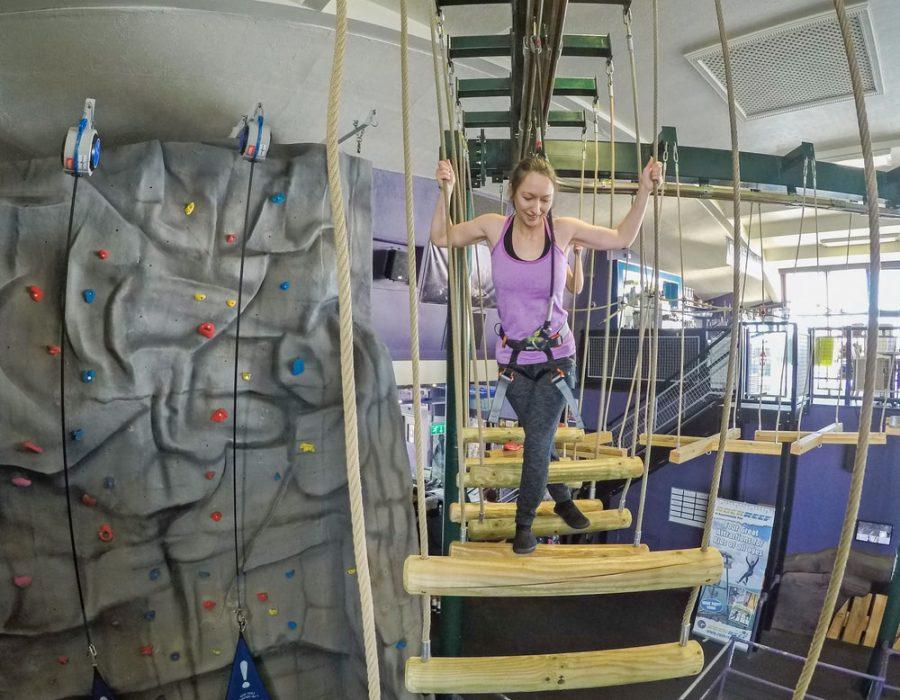Female HighLine swing logs-min